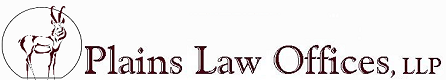 Plains Law Offices, LLP Wyoming Workers' Compensation Attorneys Logo